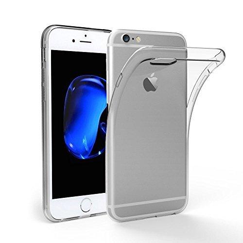 iPhone6S ケース, DOSMUNG iPhone6 ケース,高品質クリスタル クリア 透明 ...