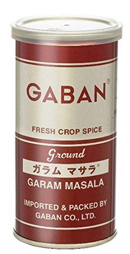 ガラムマサラ 80g 缶