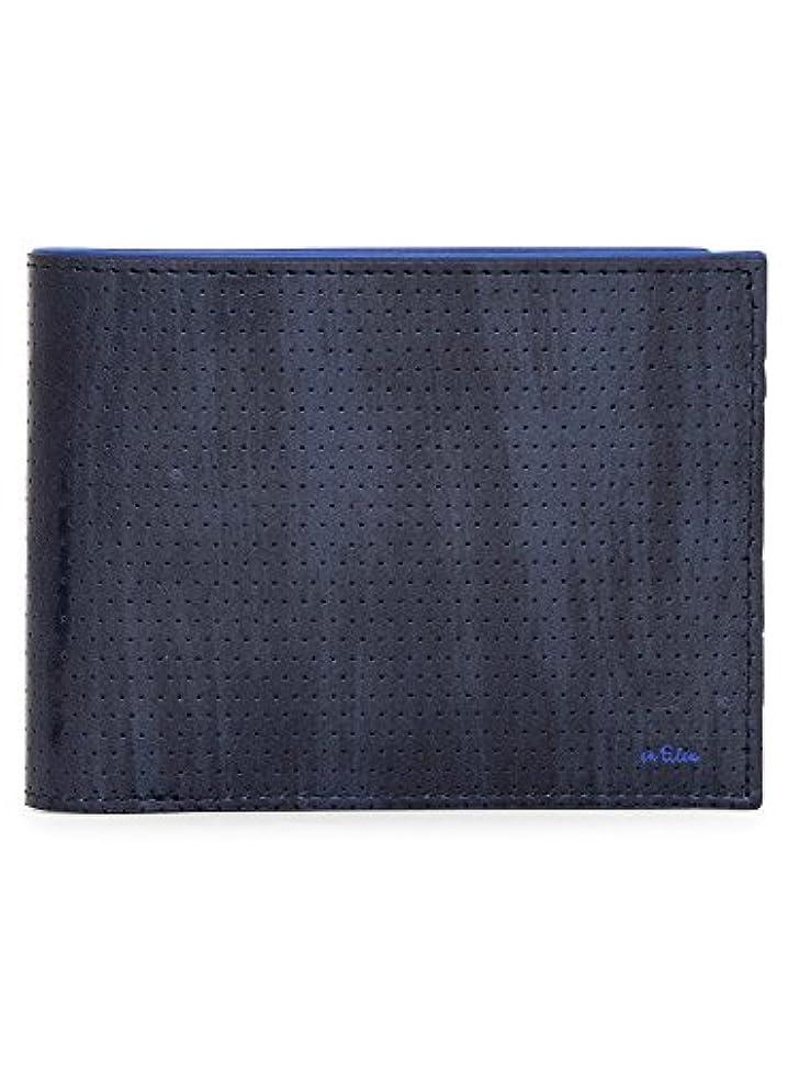 確認自慢ワークショップ(ランバンオンブルー) LANVIN en Bleu ランバンオンブルー ニつ折り財布 582603 ダンテ
