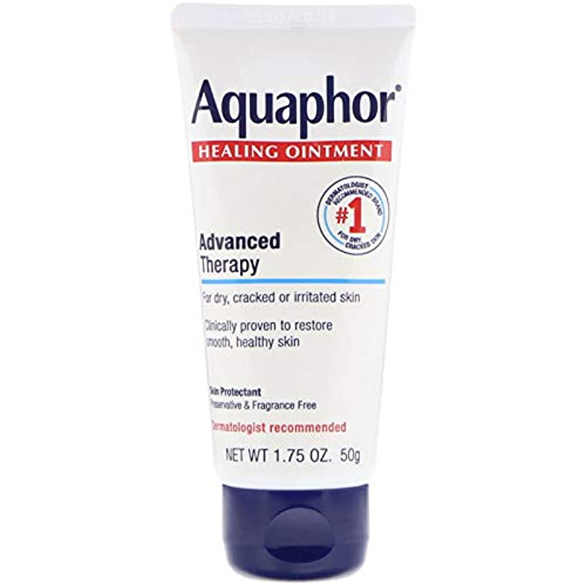 トースト悪因子マーキーAquaphor Healing Ointment For Dry Cracked or Irritated Skin
