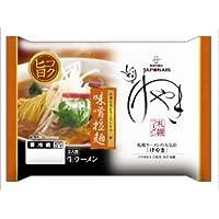 にとりのけやき 味噌ラーメン(2食入り)