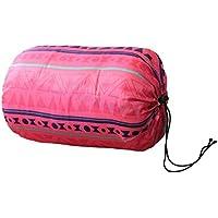Coleman キッズ用寝袋 ピンク 152.4×66cm [並行輸入品]