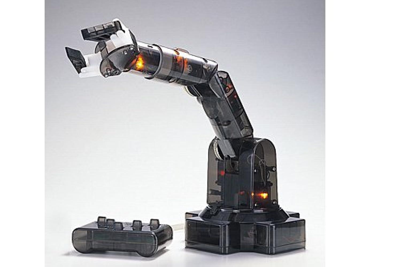 ロボットアーム2 (MR-999Rメカ工作ロボットキット)