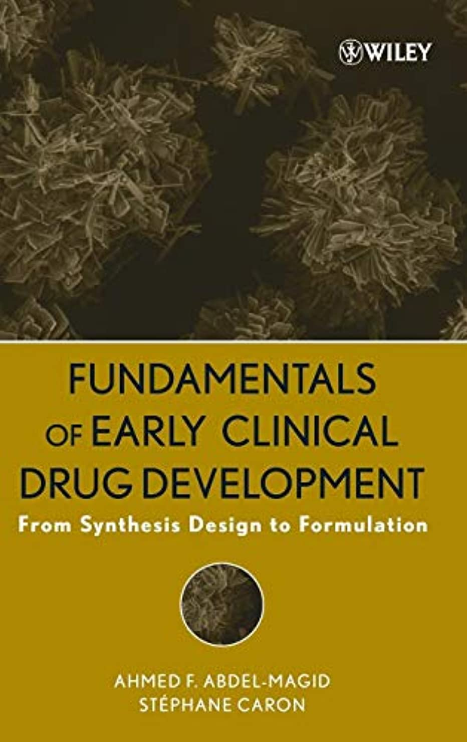 ドールバーゲン残高Fundamentals of Early Clinical Drug Development: From Synthesis Design to Formulation