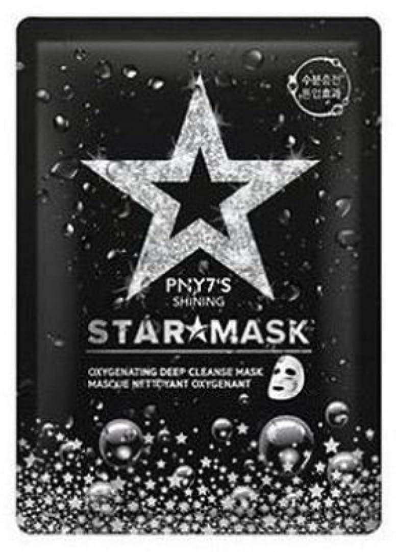 グラフィック肘掛け椅子十億[PNY7'S] Shining Star mask 10ea/[PNY7'S]シャイニングスターマスク10枚 [並行輸入品]