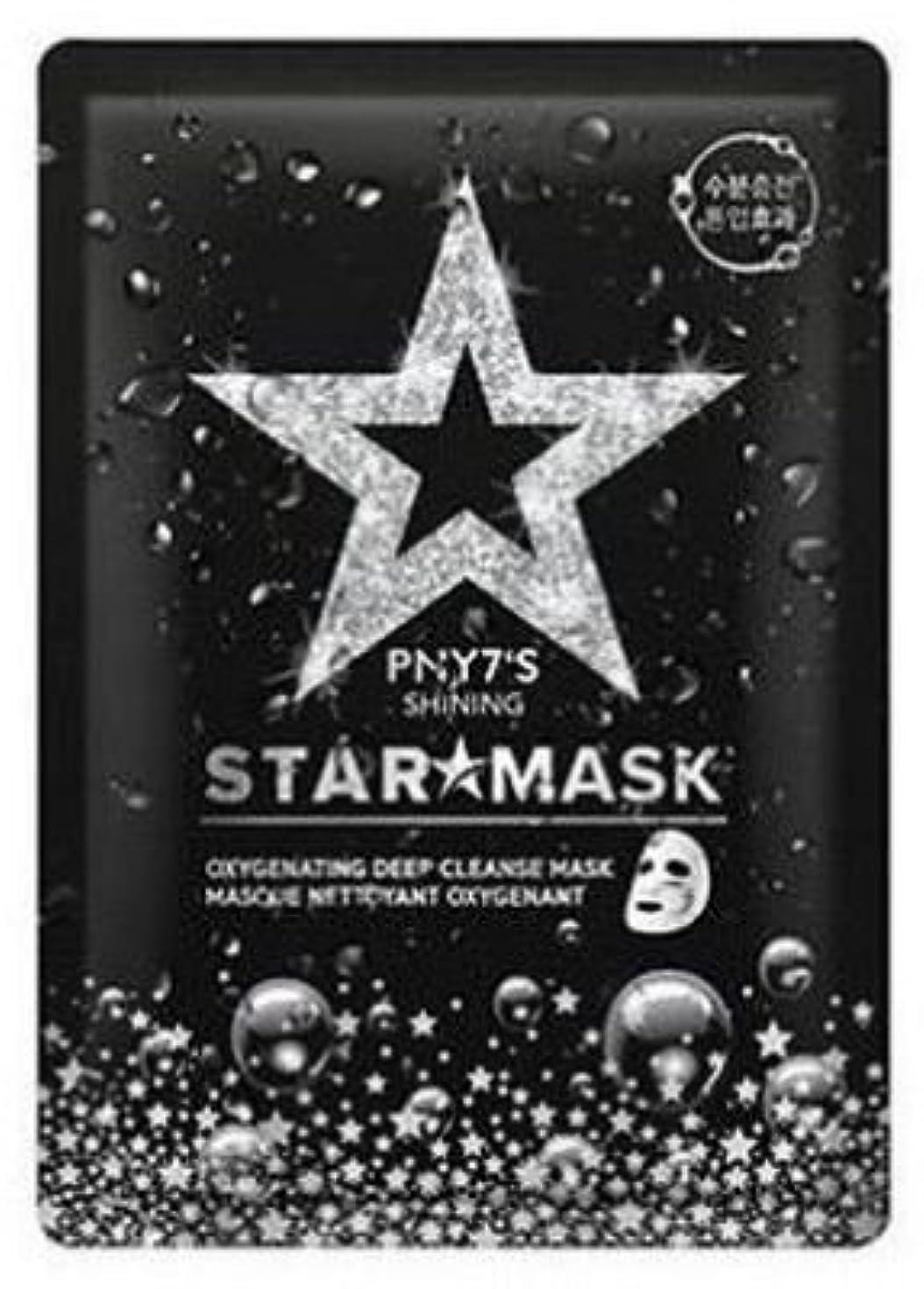 脚ポスターバリー[PNY7'S] Shining Star mask 10ea/[PNY7'S]シャイニングスターマスク10枚 [並行輸入品]