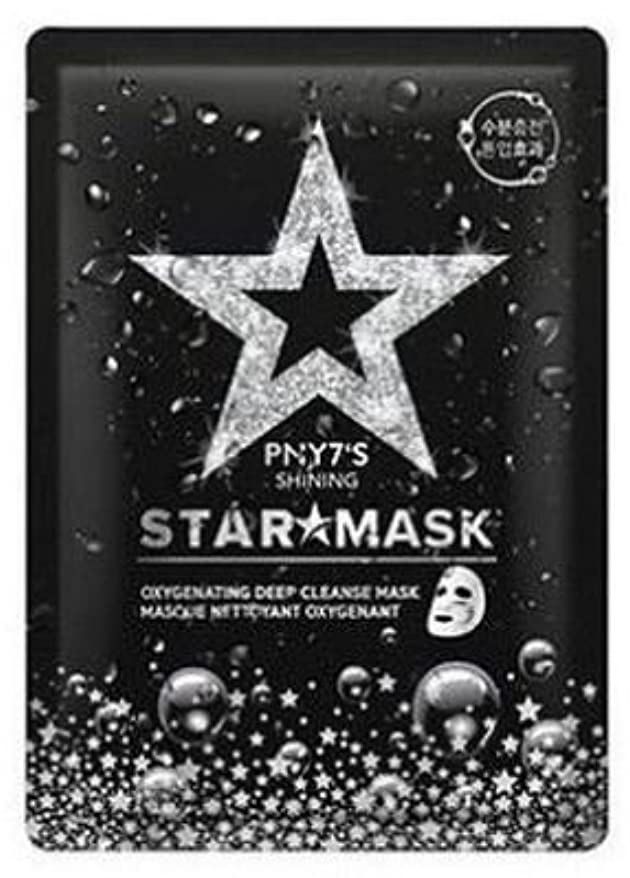 ロケーションリスク夕暮れ[PNY7'S] Shining Star mask 10ea/[PNY7'S]シャイニングスターマスク10枚 [並行輸入品]