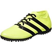 adidas Performance Mens Ace 16.3 Primemesh Turf Football Training Boots - Yellow