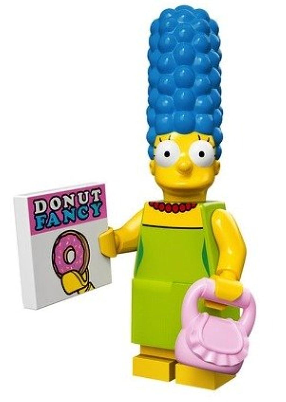 レゴ ミニフィグ【シンプソンズ】 Marge-Simpson