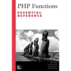 PHP Functions Essential Reference