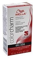 Liquid Permanent Hair Color 356/4R Cinnamon Brown by Wella