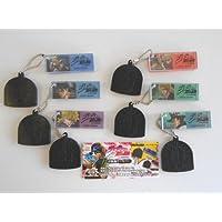 ジョジョの奇妙な冒険 石仮面キーカバー 全6種セット システムサービス ガチャポン