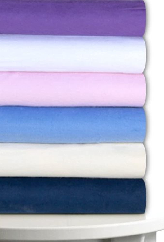 Magnolia Organics Fitted Fleece Crib Sheet - Standard, Lavender by Magnolia Organics