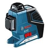 BOSCH(ボッシュ) レーザー墨出し器 GLL3-80P【正規品】 [並行輸入品]