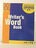 Vocabulary Explorers Writer's Word Book: Grade 2