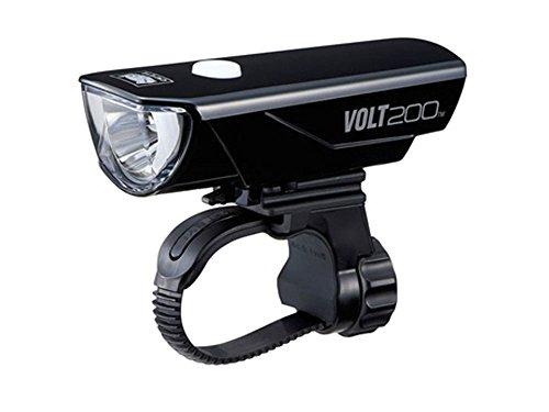 キャットアイ(CAT EYE) ヘッドライト [VOLT200] リチウムイオン充電池 USB充電 ボルト200 HL-EL151RC