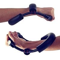 手首強化用前腕エクササイザー-ハンドグリップアーム開発者筋力トレーナー-耐久性のあるスプリングスチール、持ち運びが簡単な家庭、ジム、旅行ワークアウト
