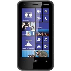 ノキアジャパン Nokia Lumia 620 SIMフリー 海外携帯 (Black ブラック)