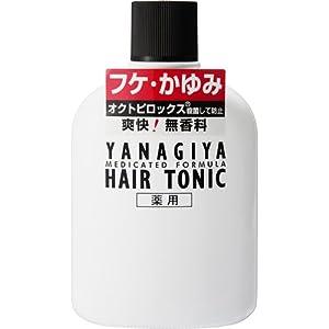 柳屋 薬用ヘアトニック フケ・カユミ用240ml
