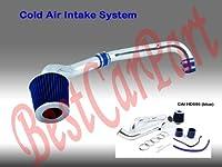 19961997199819992000ホンダシビックCX DX / LX / Cold Air Intake ( Includブルーエアフィルタ) cai-hd005b