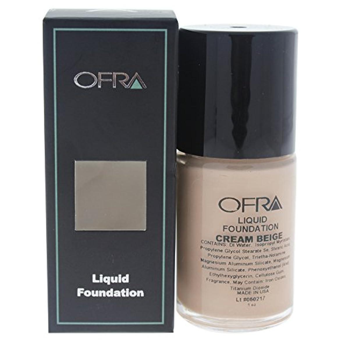 ライター海峡代理人Liquid Foundation - Cream Beige