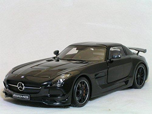1/18 メルセデス ベンツ 〓 SLS AMG ブラック シリーズ 〓 Mercedes-Benz