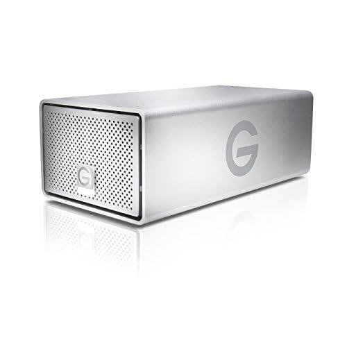 G-Technology (HGST) G-RAID Removable 4TB 外付けハードディスク USB3.0/eSATA/FireWire800対応 RAID 0,1対応 【3年保証】 0G03243