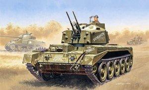 イタレリ 6444 1/35 クルセイダー III AA Mk.III 対空戦車