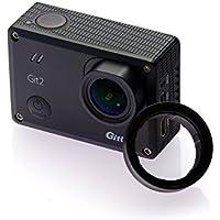 Cloud ElevenⓇ Git2用 レンズ保護キャップ + オリジナルクロス セット