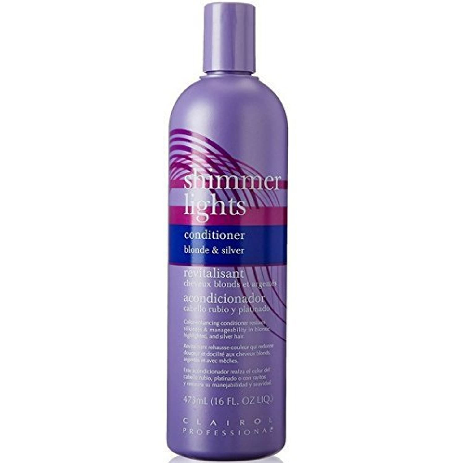 オークションペレグリネーション警官Clairol Professional Shimmer Lights Conditioner