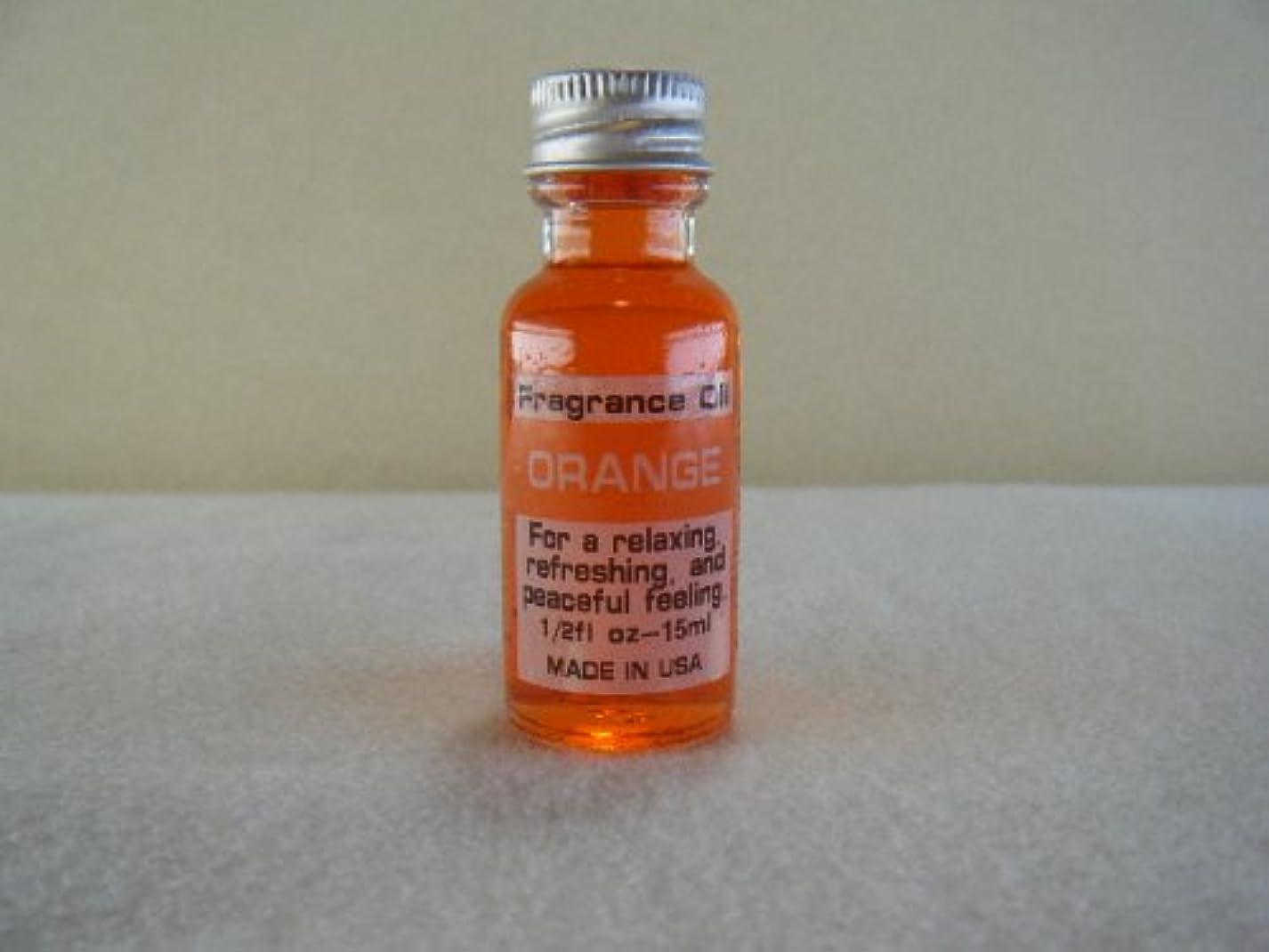 酔うハーネス以来フレグランスオイル オレンジ