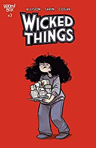 Wicked Things #3 (English Edition)
