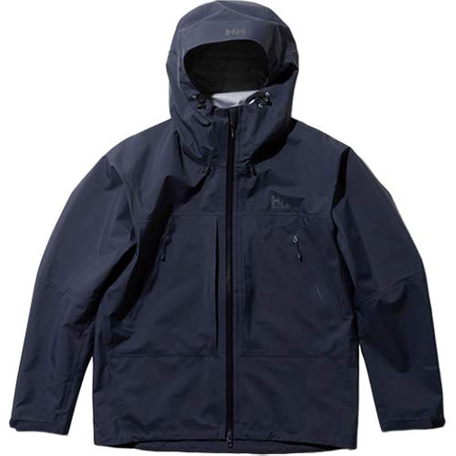 メガロポリス二十なかなか[ヘリーハンセン] メンズ レグンライトジャケット Regn Light Jacket ヘリーブルー HOE11901 HB