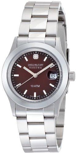 腕時計 エレガント ML-180 メンズ スイスミリタリー ハノワ