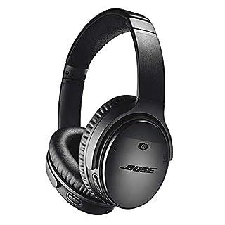 Bose QuietComfort 35 (Series II) Wireless Bluetooth Headphones, Noise Cancelling - Black (B0756CYWWD) | Amazon Products