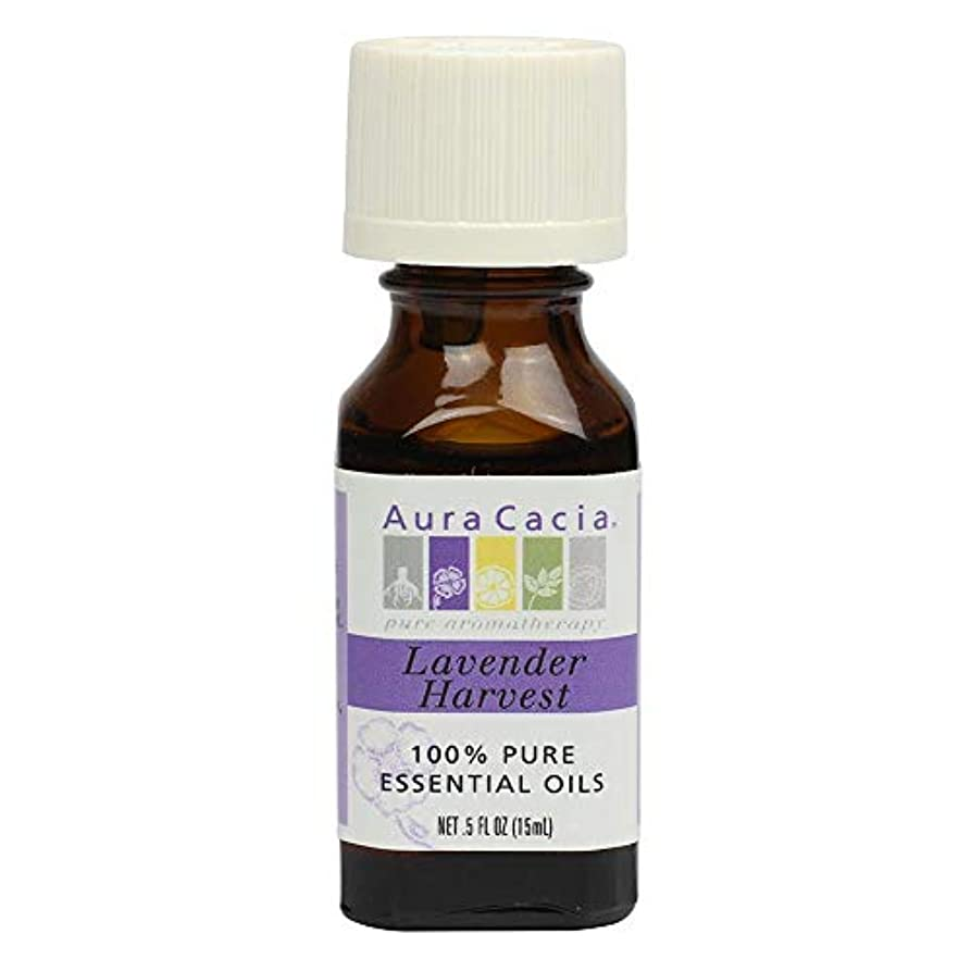 Aura Cacia - 精油のラベンダーの収穫 - 0.5ポンド