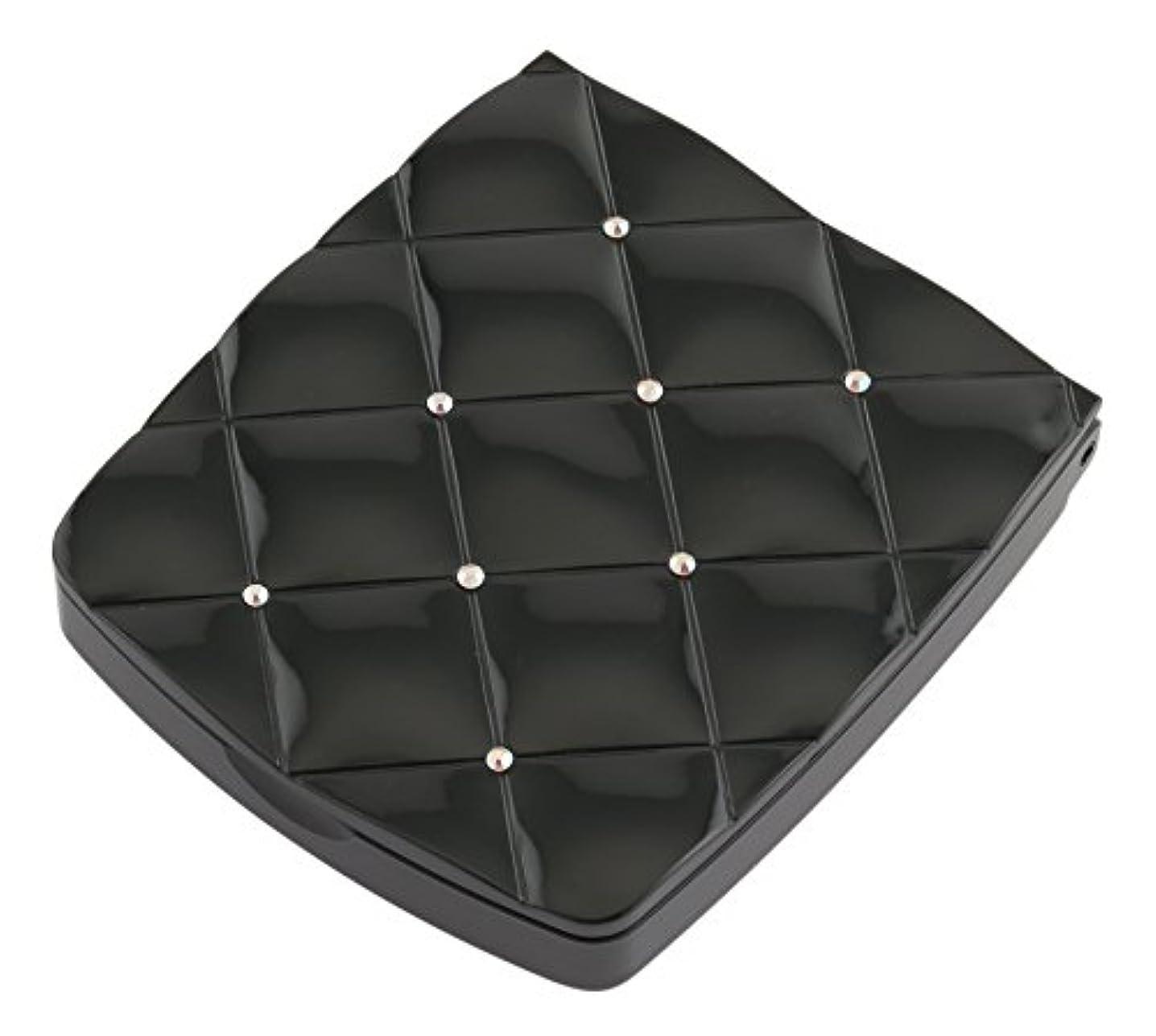 講師リンク水銀の貝印 LED付き約5倍拡大鏡 S 黒 KQ0332