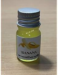5ミリリットルアロマバナナフランクインセンスエッセンシャルオイルボトルアロマテラピーオイル自然自然5ml Aroma Banana Frankincense Essential Oil Bottles Aromatherapy...