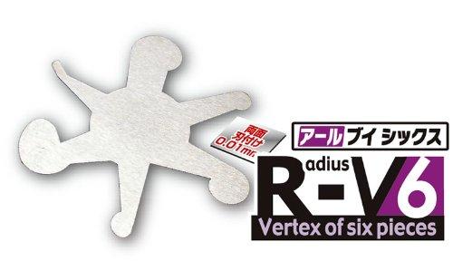 アレック 工具シリーズ 職人堅気 精密R面切削ツール R-V6 (工具)