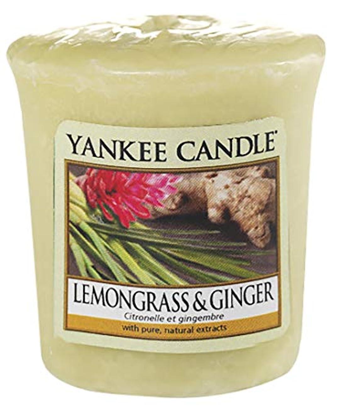 助けになるスプーン媒染剤ヤンキーキャンドル サンプラー レモングラス&ジンジャー