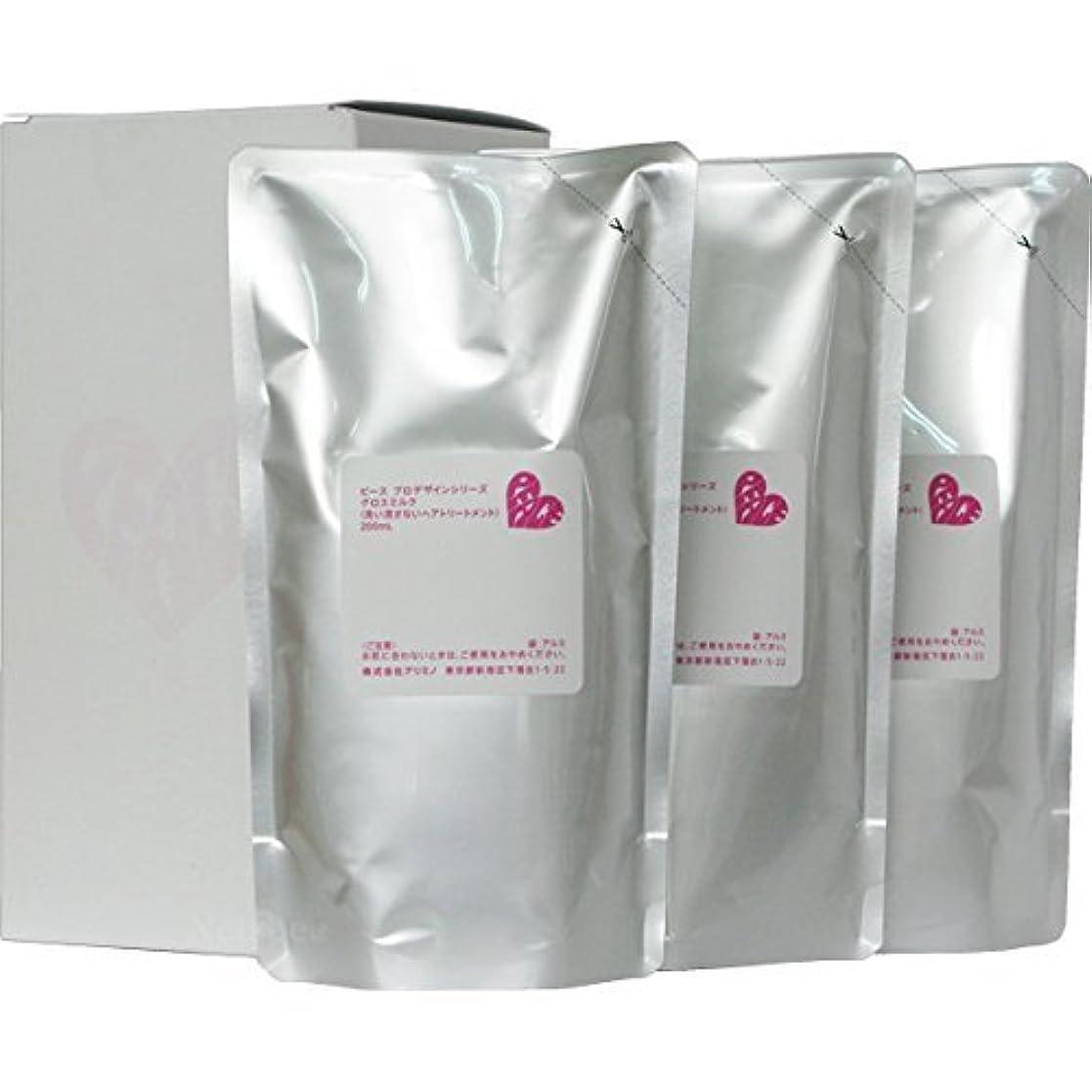 以上売上高耳ピース プロデザインシリーズ グロスミルク ホワイト リフィル 200ml×3