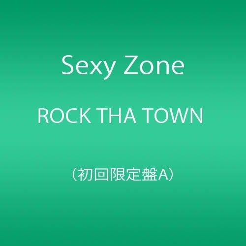 ROCK THA TOWN 初回限定盤A(DVD付)