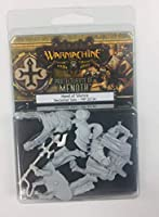 Warmachine: The Protectorate of Menoth Hand of Silence Solo (Resin and White Metal)