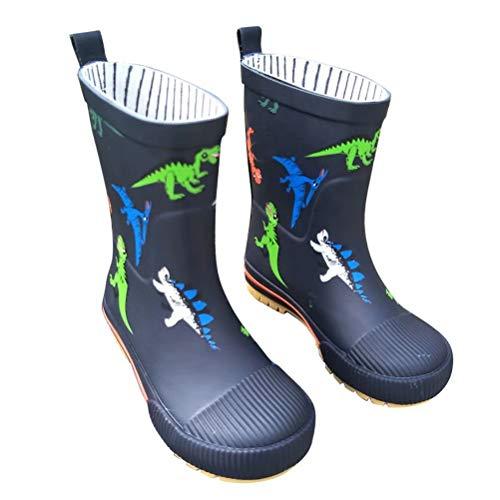 4cc55722d1480  AMIGGOO  子供用 レインブーツ 可愛い 長靴 キッズ レインシューズ 雨靴 ジュニアスニーカー 子ども