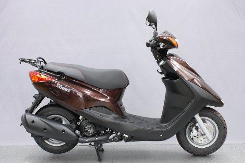 ヤマハ アクシストリート FI 125cc 茶 国内モデル15年・新車乗出し価格