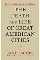 The Death and Life of Great American Cities (50th Anniversary Edition) (Modern Library) 50 Anv edition ハードカバー