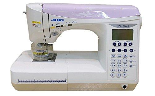 【送料無料】 JUKI ジューキ 本格コンピュータミシン 【HZL-FQ45】 工業用技術BOX送り搭載