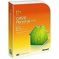 【旧商品】Microsoft Office Personal 2010 通常版 [パッケージ]