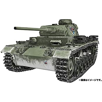 プラッツ ガールズ&パンツァー最終章 III号戦車J型 ヴァイキング水産高校 1/72スケール プラモデル GP72-23