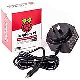 Raspberry Pi 4 USB-C Power Supply 5.1V 3A